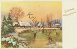 Gelukkig Nieuwjaar - Happy Newyear - Bonne Année (A2261 - Nouvel An