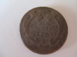 Autriche: 1 Kreuzer 1762 K - Autriche