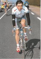 Christophe MENGIN Equipe Cyclisme Professionnelle 1997 La Française Des Jeux - Cyclisme