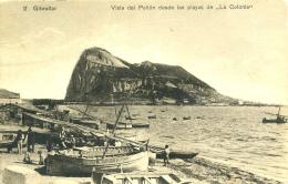 """GIBRALTAR - VISTA DEL PENON DEADE LAS PLAYAS DE """"LA COLONIA"""" - Gibraltar"""