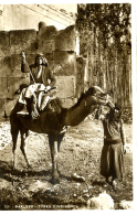 LEBANON - BAALBEK - TYPES D'INDIGINES RP - Libano