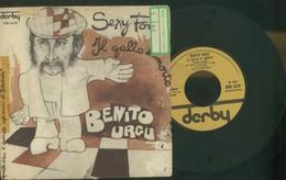 BENITO URGU -IL GALLO è MORTO -SEXY FONNI -DISCO VINILE 1977 - Dischi In Vinile