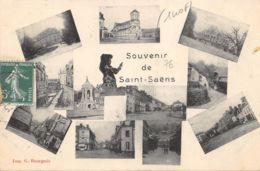 76-SAINT SAENS-N°511-A/0281 - Saint Saens