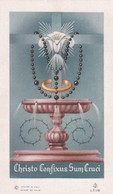 SANTINO - CHRISO CONFIXUS SUM CRUCI - Devotion Images