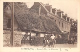 76-MESNIL VAL-N°511-H/0089 - Mesnil-Val