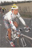 Nicola VOGONDY Equipe Cyclisme Professionnelle 1997 La Française Des Jeux - Cyclisme