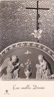 SANTINO -  RICORDO LA SUA PROFESSIONE PERPETUA - ECCE ANCILLADOMINI - Devotion Images