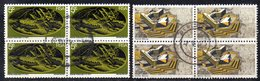 BF44 - SUD AFRICA SOUTH 1973 , Due Quartine Usate - Sud Africa (1961-...)