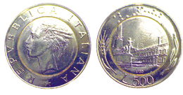 00451 GETTONE TOKEN JETON REPRO COIN ITALY 500 LIRE - Germany
