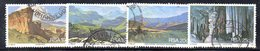 T377 - SUD AFRICA SOUTH 1978 , Yvert Serie N. 453/456 Usata - Sud Africa (1961-...)
