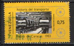 VENEZUELA - 1983 - LA METROPOLITANA DI CARACAS - USATO - Venezuela