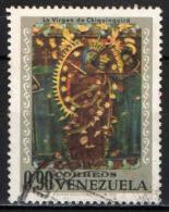 VENEZUELA - 1971 - LA MADONNA DI CHIQUINQUIRA - USATO - Venezuela