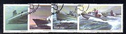 T1170 - SUD AFRICA SOUTH 1982 , Yvert Serie N. 502/505 Usata - Sud Africa (1961-...)