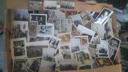 Tres Interessant Gros Lot Composè De Plus De 1240 Photos Anciennes - Photos