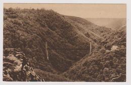 Le Viaduc De Roche-Taillade Sur La Luzège Entre LAPLEAU Et SOURSAC - Vue Panoramique - Sonstige Gemeinden