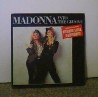 Madonna -Into The Groove/Shoo-bee-doo - Disco & Pop