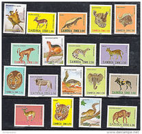 Zm1134 ZAMBIA 2014, NEW ISSUE, 3rd Issue Of Animals Set, In New Currency,  MNH - Zambia (1965-...)