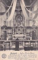 """HASSELT écrite  """"Eglise Notre-Dame -intérieur""""     Voir Scans - Hasselt"""