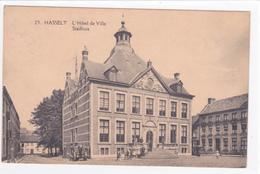 """HASSELT écrite  """"Stadhuis""""     Voir Scans - Hasselt"""