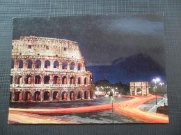 ROMA DI NOTTE IL COLOSSEO - Colosseum