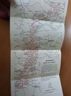 Guide Des Vosges-Alsace-Lorraine-Moselle-Führer Durch Die Vogesen-C. Mündel-1910 - 1901-1940