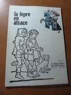 Hans Baldung Grien-La Lèpre En Alsace-L'armorial D'Alsace-Découverte Du Ried - Books, Magazines, Comics