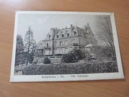 CPA-Strasbourg-Koenigshoffen-Villa Schneider-Alsace - Books, Magazines, Comics