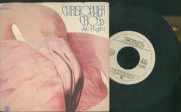 CHRITOPHER CROSS -ALL RIGHT -LONG WORLD - DISCO VINILE 45 GIRI ANNO 1983 - Dischi In Vinile