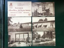 """Piétrebais/-Sanatorium Du Domaine De La Chise """"Les Petites Abeilles""""série De 42 Cpa. - Incourt"""