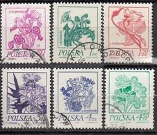 POLEN  1974 - MiNr: 2296-2301  Komplett Used - Gebraucht