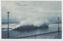 Ostende - Un Jour De Tempete - Oostende