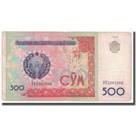 Billet, Uzbekistan, 500 Sum, 1999, KM:81, TB - Uzbekistán