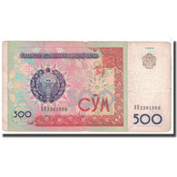 Billet, Uzbekistan, 500 Sum, 1999, KM:81, TB - Ouzbékistan