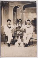 CARTE PHOTO : SOUVENIR DU TONKIN - VIETNAM - HAIPHONG LE 4 JUILLET 1927 - CROISIERE AU TONKIN - ECRITE 1927 - 2 SCANS - - Viêt-Nam