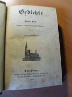 Gedichte Von Daniel Hirtz-D'r Ys're Manns Büchel-Alsace-Dialecte-Strasbourg.... - Livres, BD, Revues