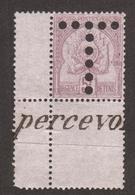 Tunisie  1898  - Timbre Taxe , 5f  , Yvert# 21 - Neufs Sans  Traces De Charnières  , Coin De Feuille , ** RARE . - Postage Due
