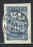 SBK 168 Stempel Chiasso - Storia Postale