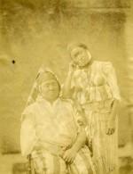 Tunisie Femmes De Tunis Ancienne Photo 1890 - Photographs