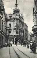KREFELD, Partie Von Der Hochstrasse, Geschäft Wittgensteiner, Judaica (1912) AK - Krefeld