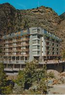 CPSM Les Escaldes - Hôtel Paris -Londres - Andorre