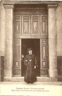 Cargese Près Ajaccio Colonie Grecque Mgr Coty Archimandrite - France