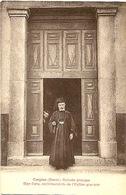 Cargese Près Ajaccio Colonie Grecque Mgr Coty Archimandrite - Other Municipalities