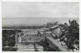 """Cabrero"" Breakwater And ""Tenaza"" Fortress. Cartagena-Colombia - Colombia"