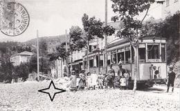 LEVENS Tramway De Nice à Levens - REPRODUCTION. - France