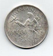 Romania - 1946 - 100.000 Lei - Mihai I° - Argento - (MW1613) - Romania
