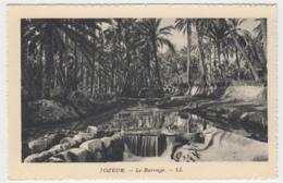 Tozeur - Le Barrage - Tunisie