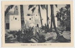 Tozeur - Mosquee Sidi-ben-Alep - Tunisie