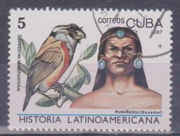 1987 Cuba - Storia Latinoamericana - Cuba
