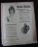 Revue FEMINA N°317 Du 1er AVRIL 1914 BRISGAND RIP BOUSQUET MIROPOLSKY CASABLANCA CHOISEUL ROUJON DUNCAN BLERIRI - Books, Magazines, Comics
