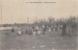 78-RAMBOUILLET-CHASSE A COURRE-N°522-D/0097 - Frankrijk